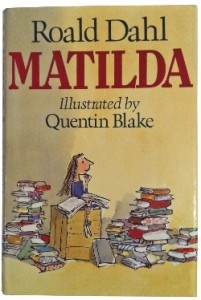 The girl who could move objects with her mind and read more books than anyone else was one of my first